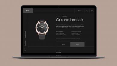 Photo of Une marque de montres de luxe investit le web avec raffinement